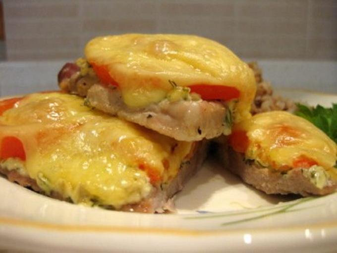 Свинина с сыром в мультиварке рецепты с фото